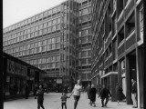 A Sheffield Shopping Centre and Flats Photographic Print by Henry Grant