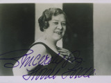 Florrie Forde Music Hall Singer from Australia Photographic Print