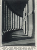 Council Chamber Colonnade, New Delhi Photographic Print