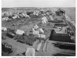 Miners' Camp on the Snake River, Nome, Alaska, During the Gold Rush Photographic Print