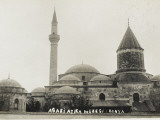 Konya - Mosque and Turbe (Burial Building) of Rumi Photographic Print