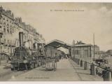 Nantes, Bretagne Gare De La Bourse Photographic Print