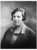Helen Duncan Portrait of the Spirit Medium in May 1931 Photographic Print