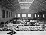 Ivory Floor at London Docks Photographic Print