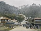 Nunobiki: a Village Near Kobe Photographic Print