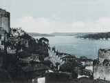 Rumeli Hisari - Istanbul, Turkey Looking Towards the Black Sea Photographic Print