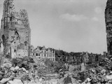 Ruins of Arras 1917 Photographic Print by Robert Hunt