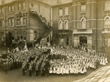 Lambeth Workhouse Schools, Norwood, South London Photographic Print by Peter Higginbotham