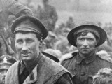 British Prisoners Captured by the German Army on the Western Front During World War I Photographic Print by Robert Hunt