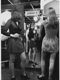 Carnaby Street Boutique Photographic Print