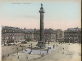 Place Vendome Photographic Print