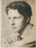 Rupert Brooke English Writer, in 1913 Photographic Print