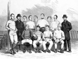 Sheffield Football Club, 1874 Photographic Print