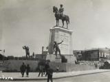 Ankara - Turkey - Statue of Ataturk Photographic Print