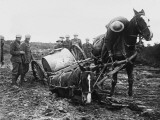 Battle of Ypres 1917 Photographic Print by Robert Hunt