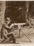 John Moses Browning Photographic Print
