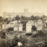 Leeds Workhouse and Burmantoft's Cemetery Photographic Print by Peter Higginbotham