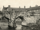 Newark Union Workhouse, Claypole Bridge, Lincs Photographic Print by Peter Higginbotham