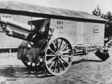 French 155Mm Howitzer During World War I Photographic Print by Robert Hunt