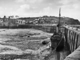 Low Tide in the Harbour at Watchet, Somerset, an Old and Interesting Seaport Photographic Print