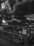 Car Manufacturing - Complex Hydraulic Press Photographic Print by Heinz Zinram