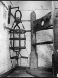 Body Gibbet and Pillory Photographic Print