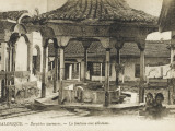Salonica - Dervish Ablution Fountain Outside Mosque Photographic Print