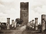 Hassan Tower - Rabat - Morocco Photographic Print