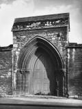 Brazenose Gateway Photographic Print
