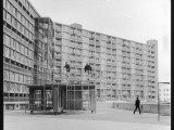 Council Flats, Sheffield Photographic Print by Henry Grant