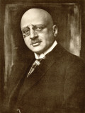 Fritz Haber German Chemist Papier Photo