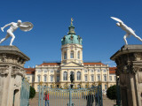 Charlottenburg Palace, Berlin, Germany Photographic Print