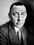 Sergei Vasilevich Rachmaninov (1873-1943) Photographic Print