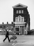 Small Victorian Pub Survival - Salford 1971 Photographic Print by Shirley Baker