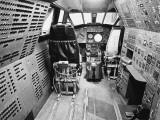 Concorde's Cockpit Photographic Print