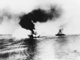German Cruisers WWI Photographic Print by Robert Hunt