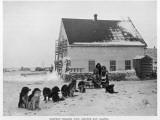 Alaska: Dexter's Trading Post, Goliven Bay Photographic Print