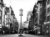 Fleet Street, London, 1967 Photographic Print