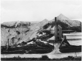 Carthew Clay Works, St Austell, Cornwall Photographic Print