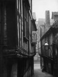 Grope Lane, Shrewsbury Photographic Print