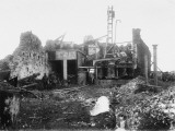 Ruins of Serre 1917 Photographic Print by Robert Hunt