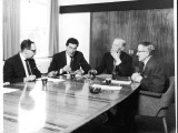 Business Meeting/1960s Photographic Print