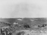 German Tank Attack on the Western Front During World War I Photographic Print by Robert Hunt