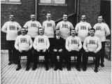 Police Olympic Tug O'War Photographic Print