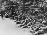 German Infantry WWI Photographic Print by Robert Hunt