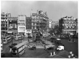 Piccadilly Circus, London, 1952 Fotografie-Druck
