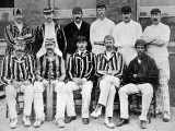 Middlesex County Cricket Team, 1892 Photographic Print