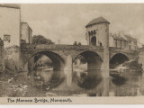 Monmouth: Monnow Bridge Photographie