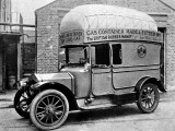 Rover Car with Fitted Coal-Gas Installation Photographic Print