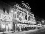 Metropolitan Music Hall, Edgware Road Photographic Print by Heinz Zinran